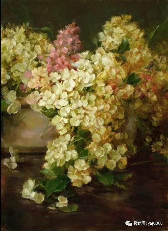 花卉绘画 Stephanie Birdsall作品欣赏插图19