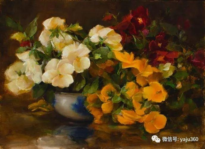 花卉绘画 Stephanie Birdsall作品欣赏插图20