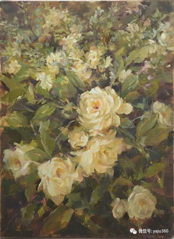 花卉绘画 Stephanie Birdsall作品欣赏插图22