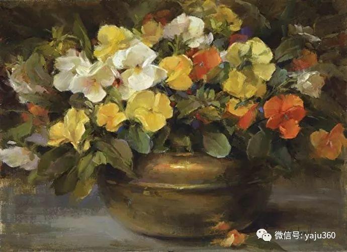 花卉绘画 Stephanie Birdsall作品欣赏插图24