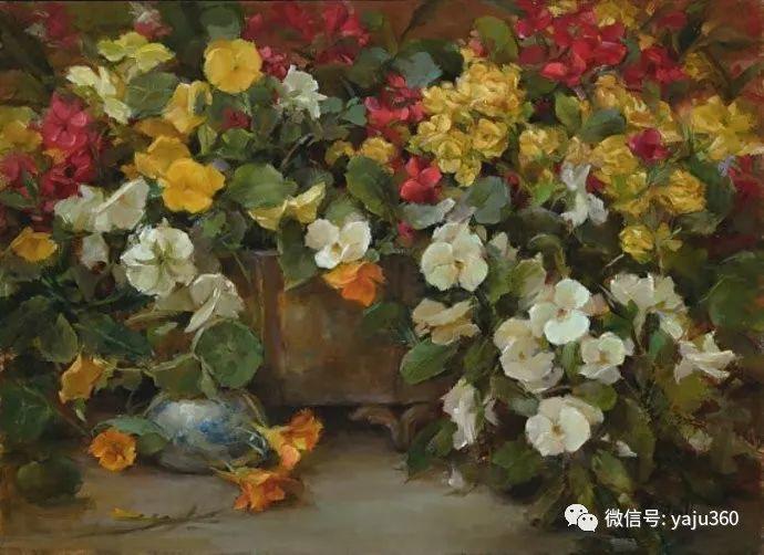 花卉绘画 Stephanie Birdsall作品欣赏插图28