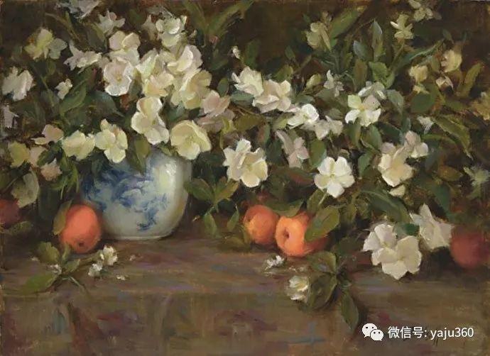 花卉绘画 Stephanie Birdsall作品欣赏插图29