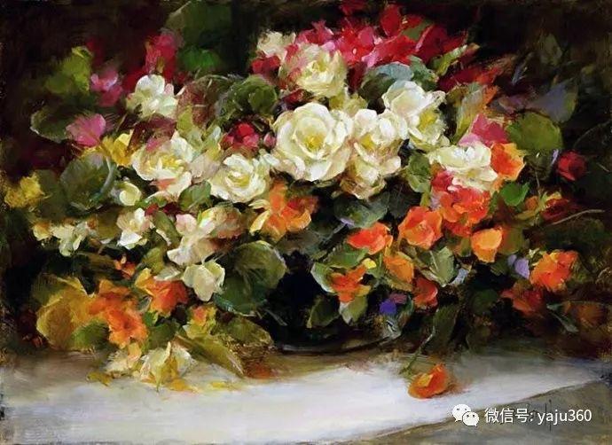 花卉绘画 Stephanie Birdsall作品欣赏插图32