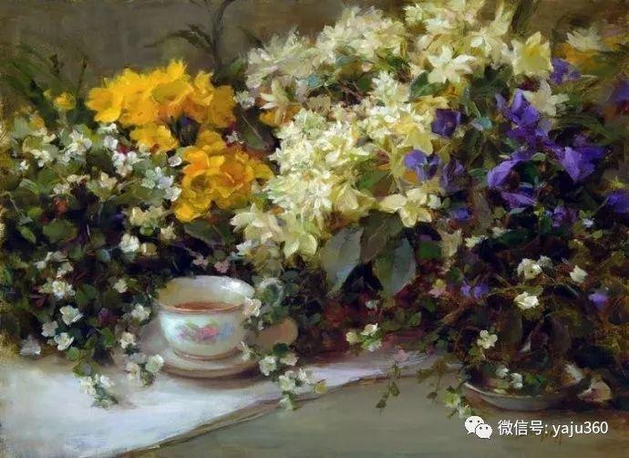 花卉绘画 Stephanie Birdsall作品欣赏插图33