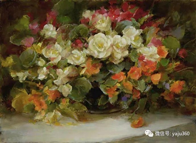 花卉绘画 Stephanie Birdsall作品欣赏插图34