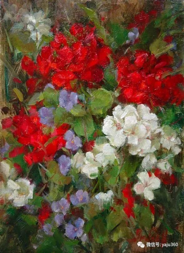 花卉绘画 Stephanie Birdsall作品欣赏插图35