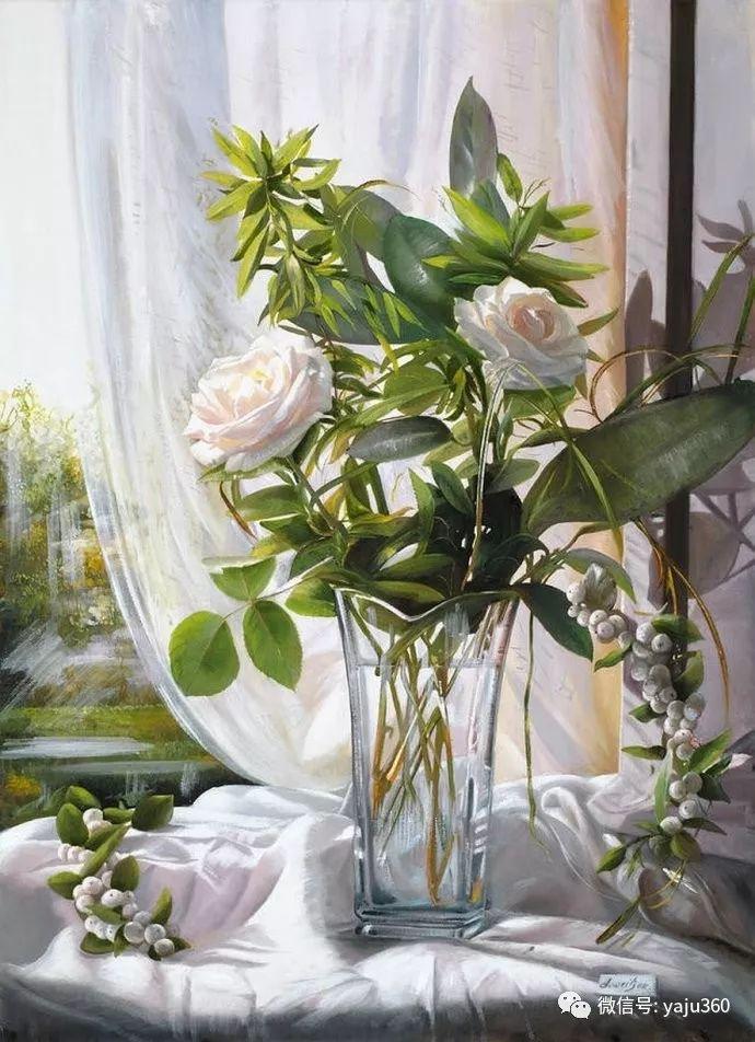 静物花卉 波兰女画家Danka Weitzen插图11