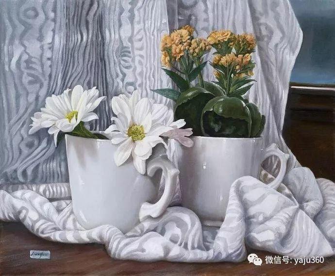 静物花卉 波兰女画家Danka Weitzen插图12