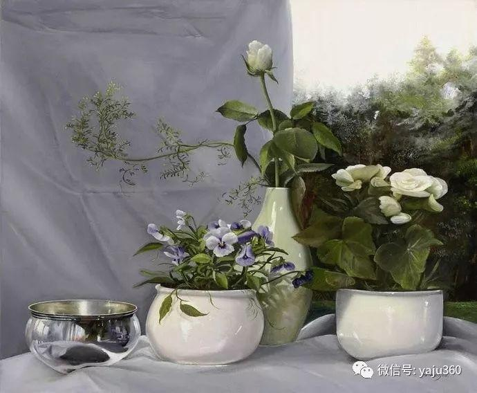 静物花卉 波兰女画家Danka Weitzen插图15