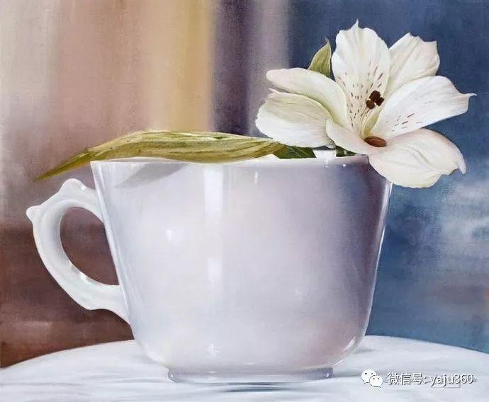 静物花卉 波兰女画家Danka Weitzen插图16