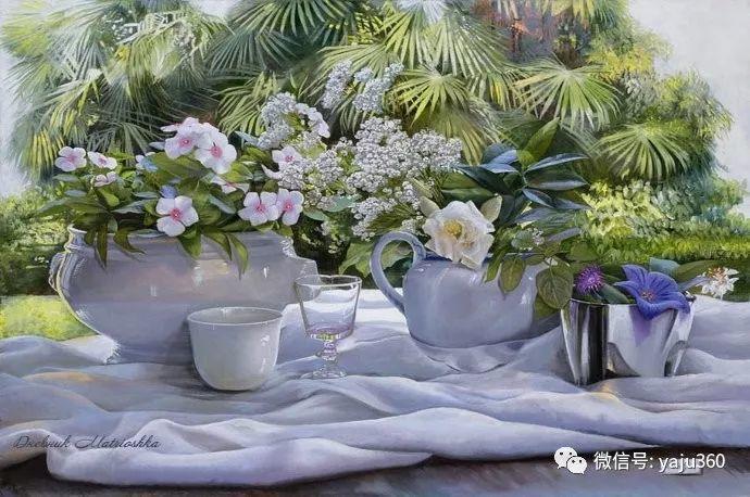 静物花卉 波兰女画家Danka Weitzen插图17