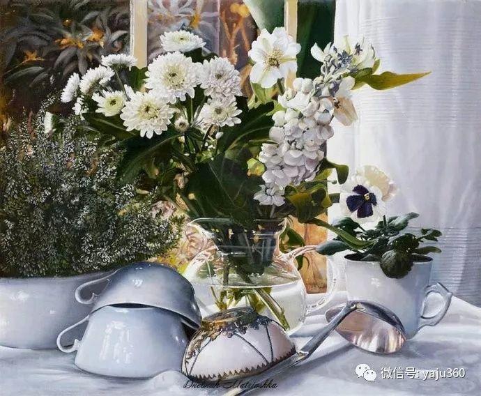 静物花卉 波兰女画家Danka Weitzen插图18