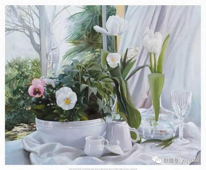 静物花卉 波兰女画家Danka Weitzen插图20