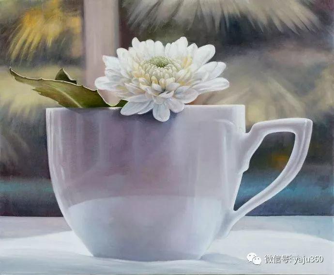 静物花卉 波兰女画家Danka Weitzen插图23