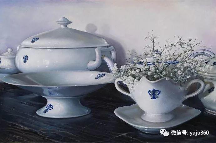 静物花卉 波兰女画家Danka Weitzen插图30