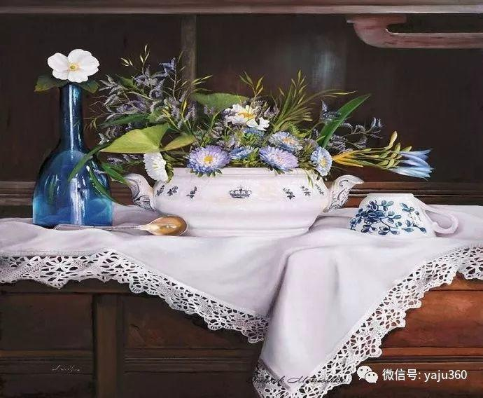 静物花卉 波兰女画家Danka Weitzen插图31
