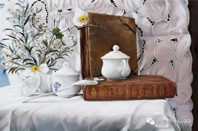 静物花卉 波兰女画家Danka Weitzen插图32