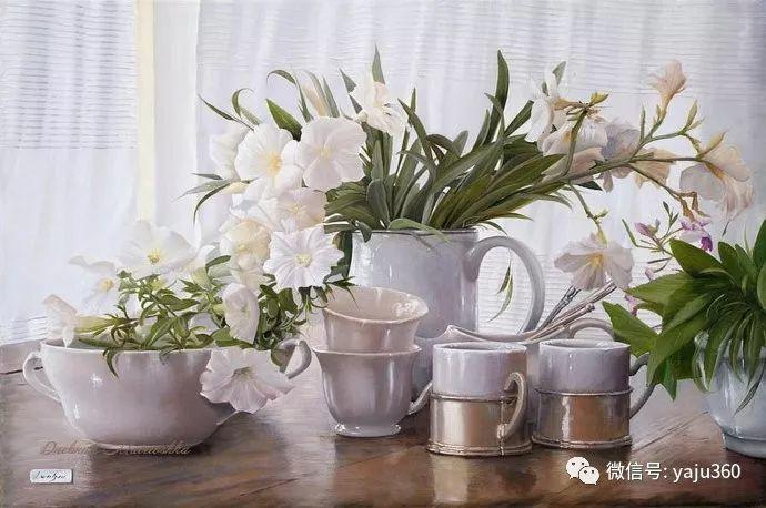 静物花卉 波兰女画家Danka Weitzen插图33