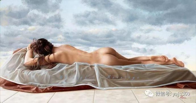 人体写实 哥伦比亚Alexandre Monntoya插图1