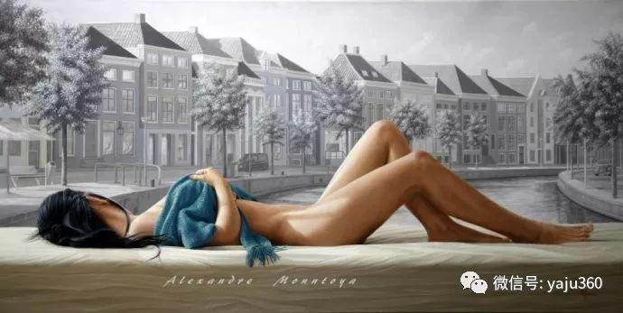 人体写实 哥伦比亚Alexandre Monntoya插图9