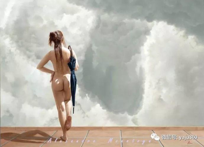人体写实 哥伦比亚Alexandre Monntoya插图13
