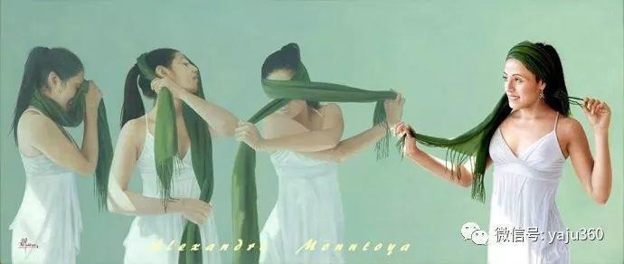 人体写实 哥伦比亚Alexandre Monntoya插图37