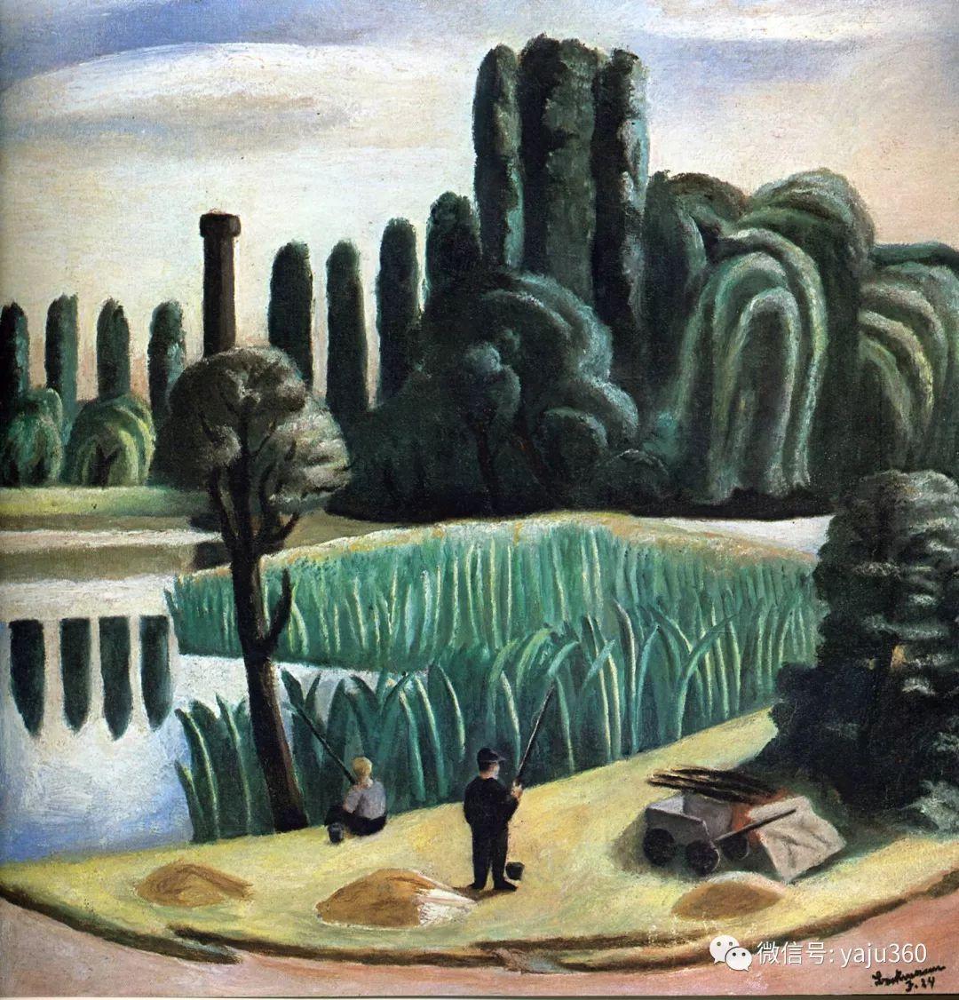 一位不可多得的艺术大师 德国画家Max Beckmann插图9