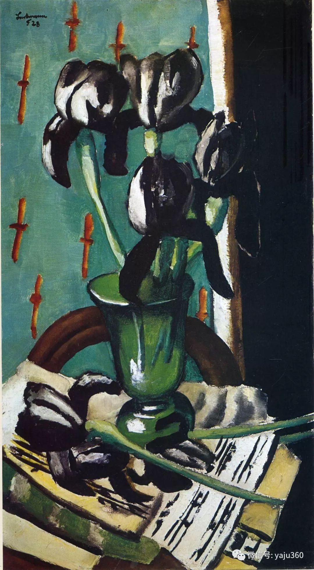 一位不可多得的艺术大师 德国画家Max Beckmann插图25