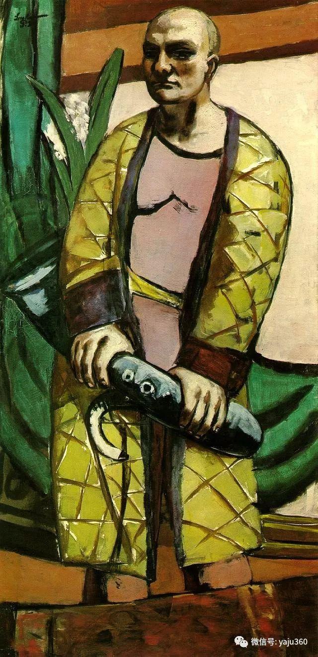 一位不可多得的艺术大师 德国画家Max Beckmann插图29