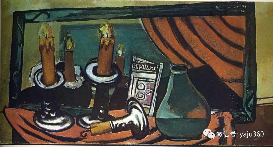 一位不可多得的艺术大师 德国画家Max Beckmann插图31