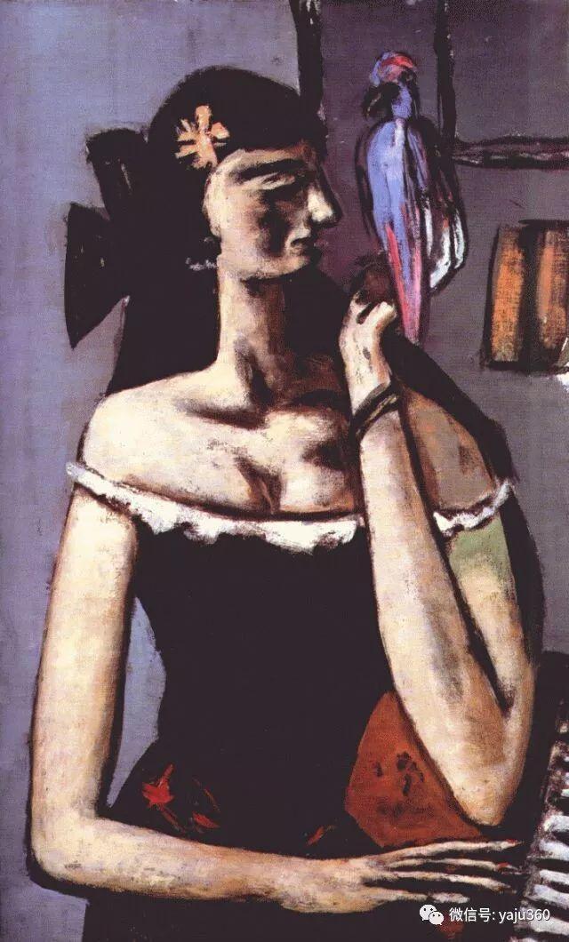 一位不可多得的艺术大师 德国画家Max Beckmann插图57