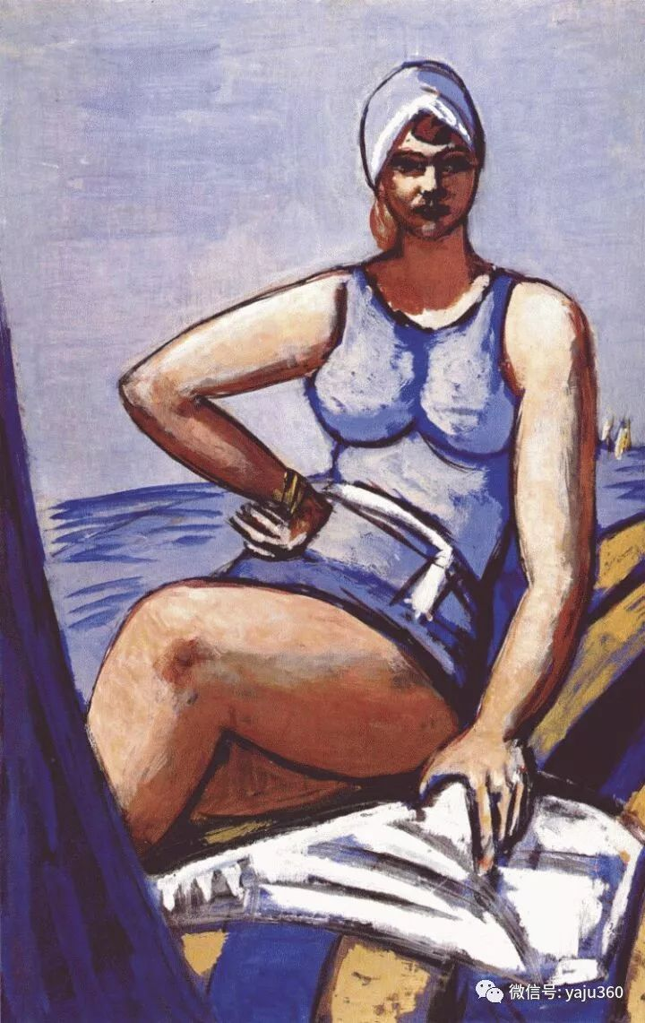 一位不可多得的艺术大师 德国画家Max Beckmann插图63