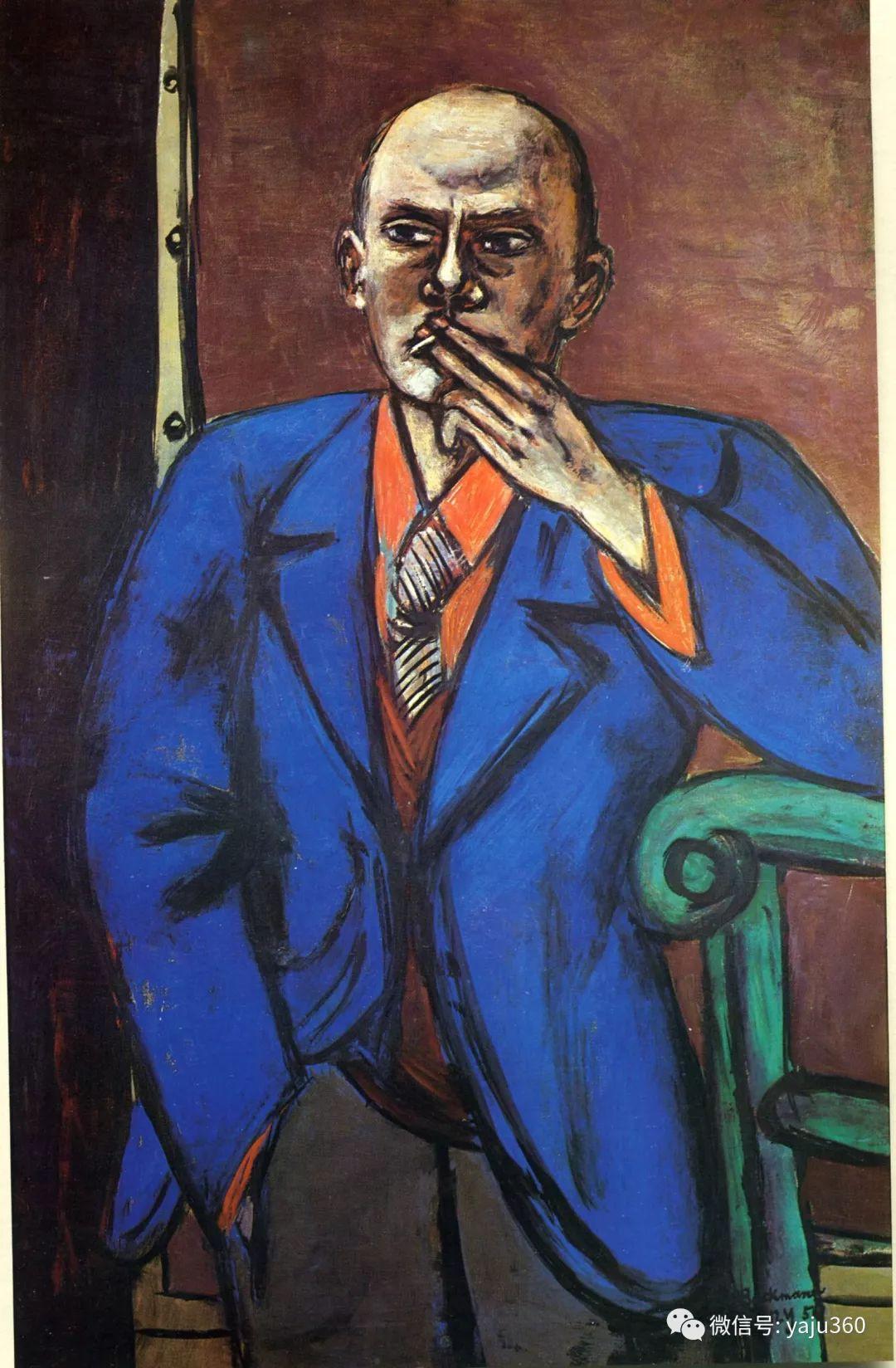 一位不可多得的艺术大师 德国画家Max Beckmann插图65