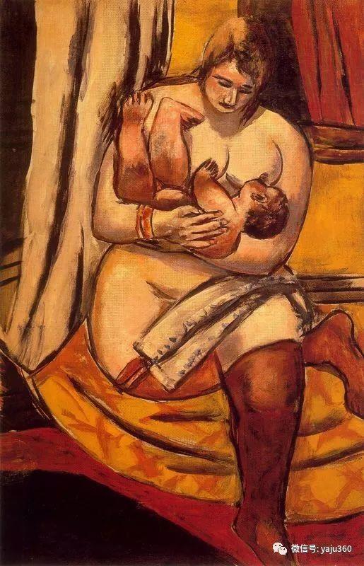 一位不可多得的艺术大师 德国画家Max Beckmann插图73