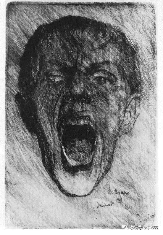 一位不可多得的艺术大师 德国画家Max Beckmann插图83