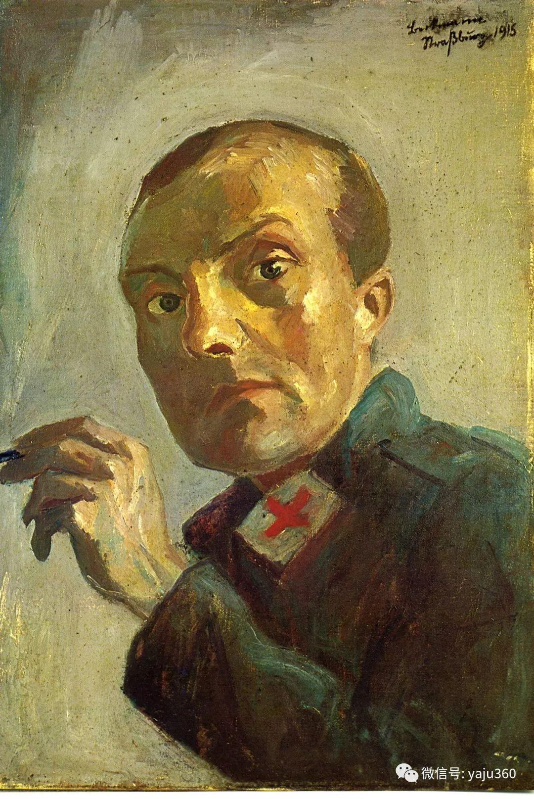 一位不可多得的艺术大师 德国画家Max Beckmann插图89