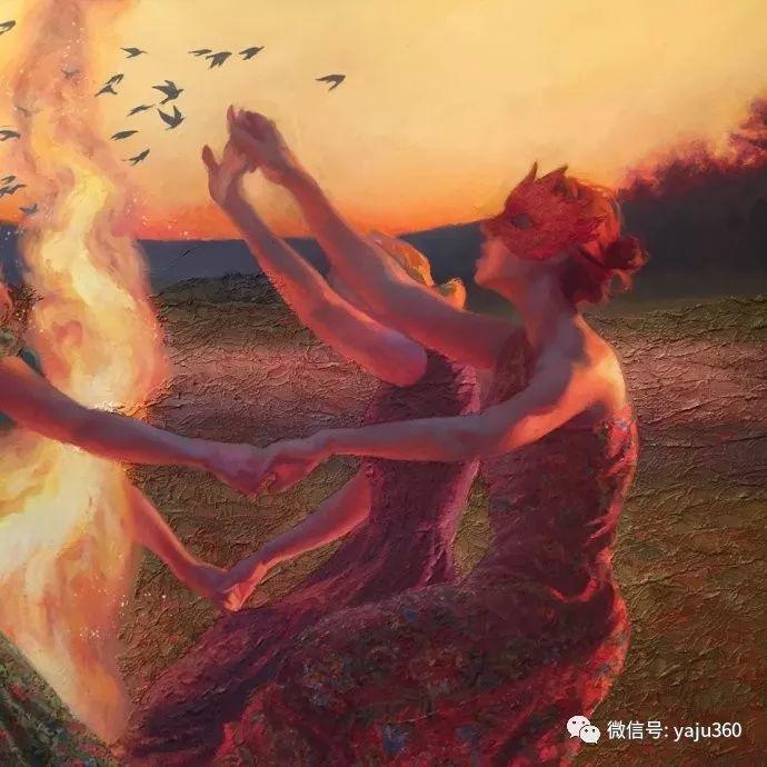 美国女画家Adrienne Stein作品欣赏插图7
