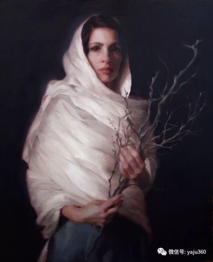 美国女画家Adrienne Stein作品欣赏插图19