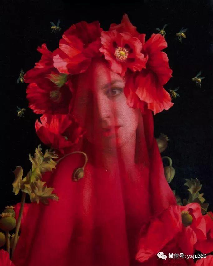美国女画家Adrienne Stein作品欣赏插图23