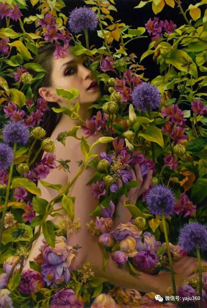 美国女画家Adrienne Stein作品欣赏插图25