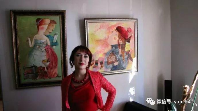 回到童年 白俄罗斯Anna Silivonchik绘画欣赏插图3