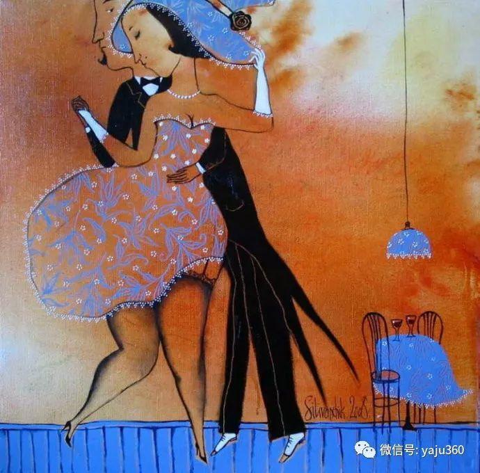 回到童年 白俄罗斯Anna Silivonchik绘画欣赏插图8