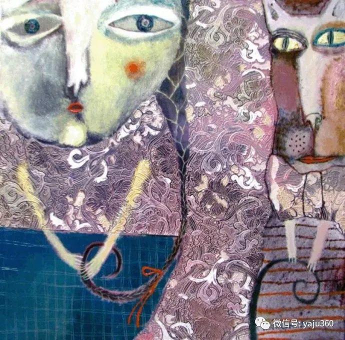 回到童年 白俄罗斯Anna Silivonchik绘画欣赏插图21