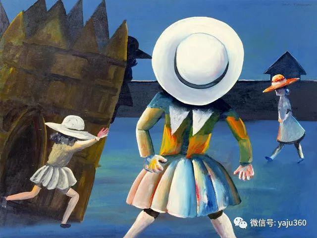 澳大利亚画家Charles Blackman插图19