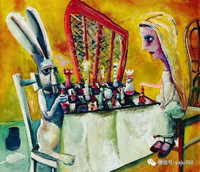 澳大利亚画家Charles Blackman插图37