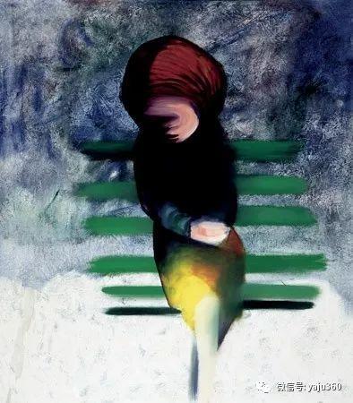 澳大利亚画家Charles Blackman插图63