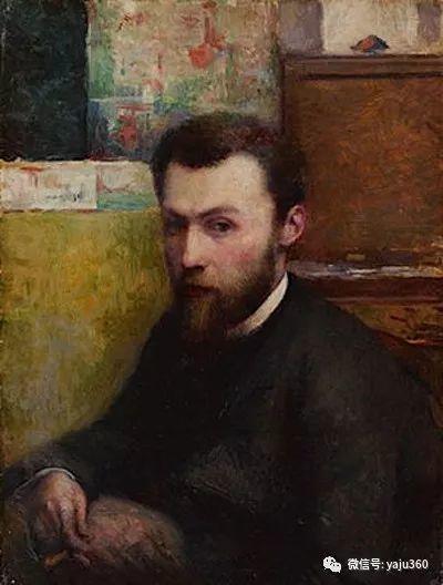 点彩派代表 法国Georges Seurat插图