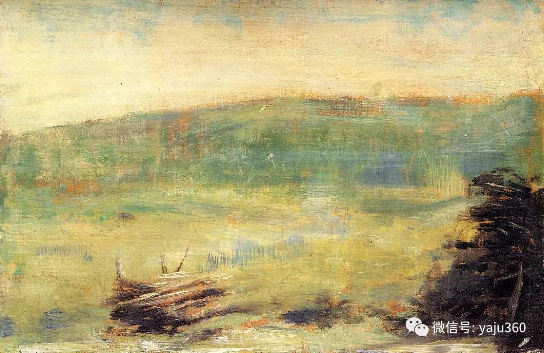 点彩派代表 法国Georges Seurat插图1