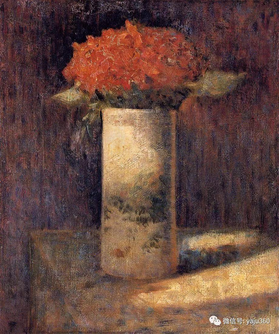 点彩派代表 法国Georges Seurat插图3