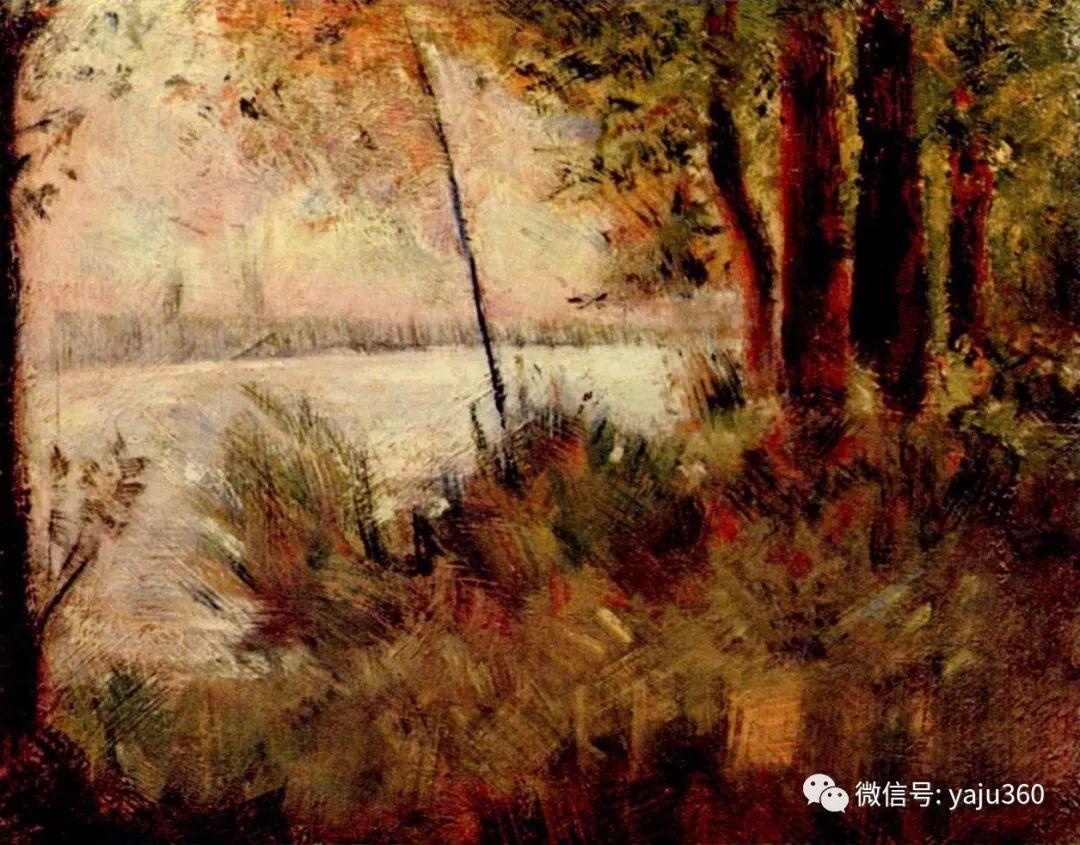 点彩派代表 法国Georges Seurat插图4